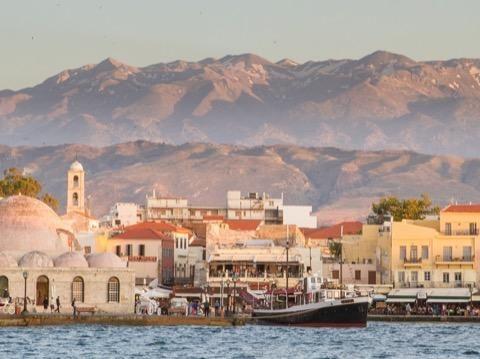 Feriehus i Kreta