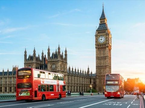 Feriehus i London