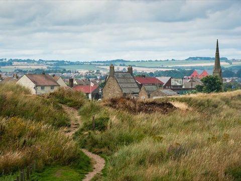 Feriehus i Northumberland