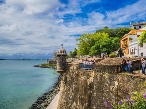 Feriehus i Puerto Rico