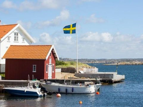 Feriehus i  Sverige