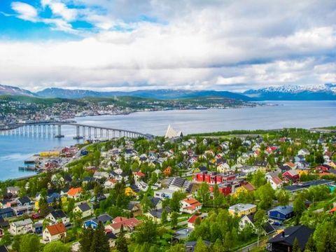 Feriehus i Tromsø