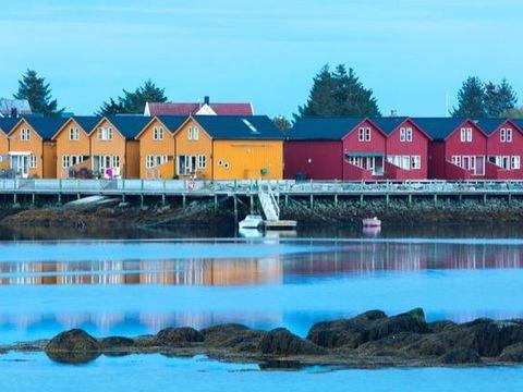 Feriehus i Vestvågøy
