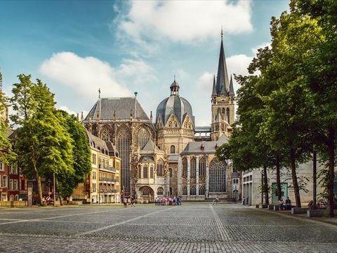 Pakkereiser til Aachen