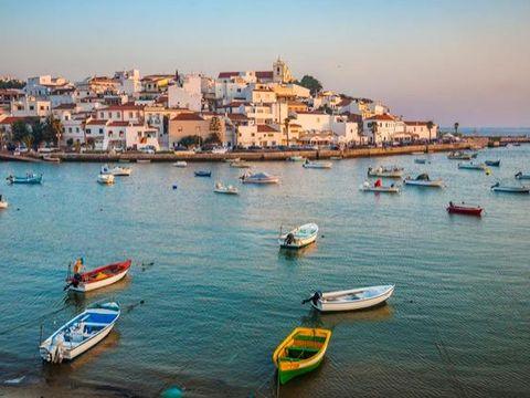 Pakkereiser til Algarve