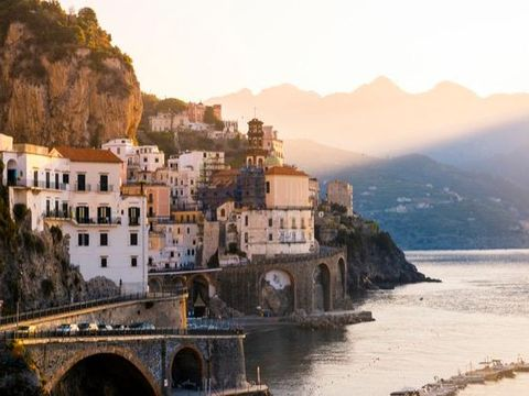 Pakkereiser til Amalfi