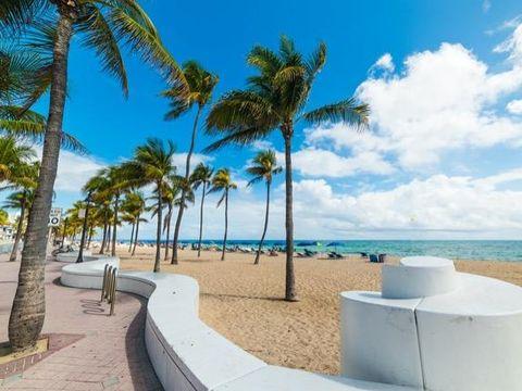 Pakkereiser til Fort Lauderdale