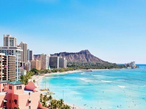 Pakkereiser til Hawaii