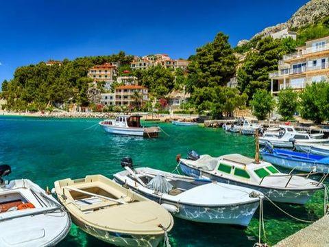 Pakkereiser til Makarskas Riviera