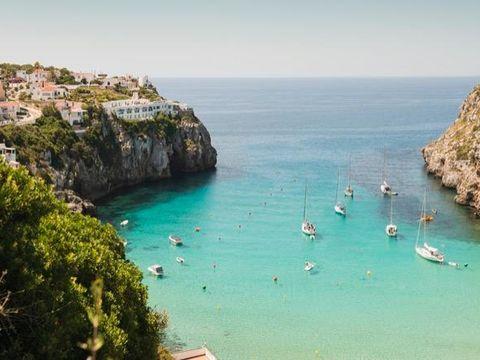 Pakkereiser til Menorca