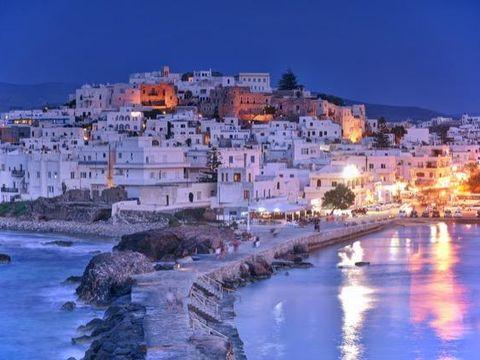 Pakkereiser til Naxos