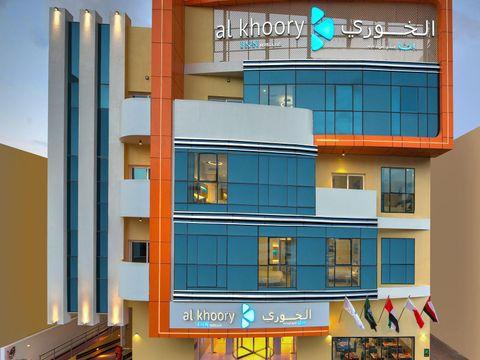 Pakkereiser til Al Khoory Inn