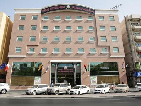 Pakkereiser til Delmon Boutique Hotel (ex Dulf Hotel Dubai)