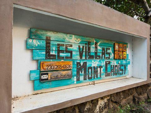 Pakkereiser til Residence Villas Mont Choisy
