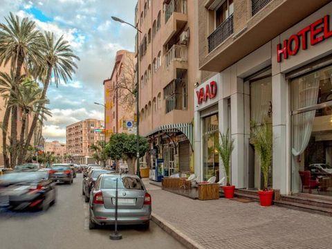 Pakkereiser til Yaad City Hotel