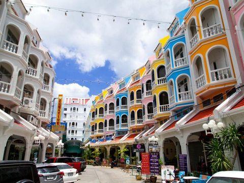 Pakkereiser til Phuket Center Hotel (ex:Phuket Center Apartment)