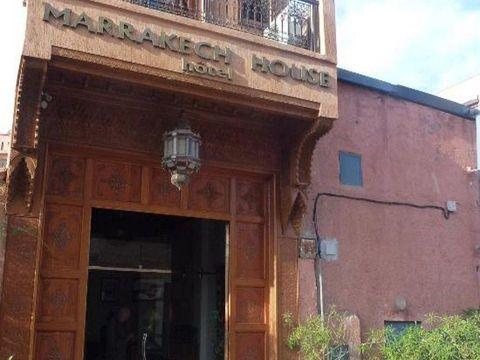 Pakkereiser til Marrakech House