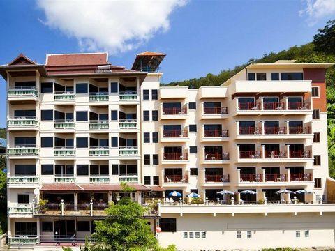 Pakkereiser til Jiraporn Hill Resort