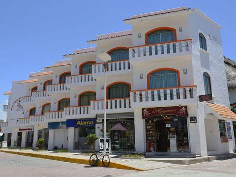 Pakkereiser til Hotel Maya del Centro