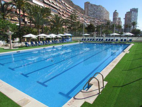 Pakkereiser til Hotel Albahia Alicante