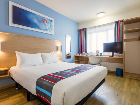 Pakkereiser til Hotel Travelodge Barcelona Fira