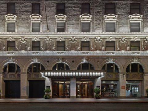 Pakkereiser til Paramount Hotel