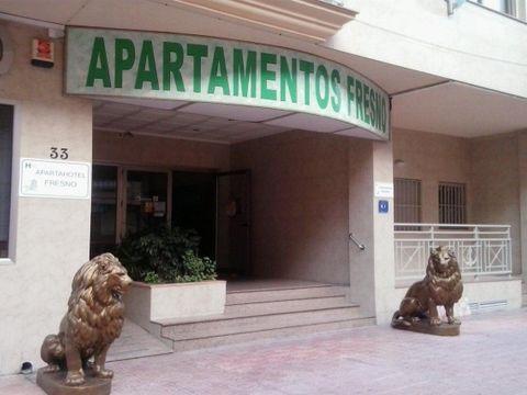 Pakkereiser til Turisticos Fresno Apartments