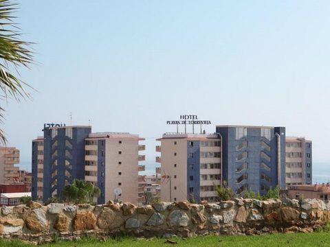 Pakkereiser til Playas de Torrevieja Hotel (ex Cabo Cervera)