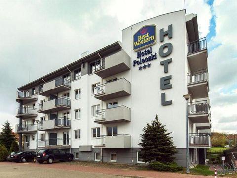 Pakkereiser til Best Western Hotel Poleczki