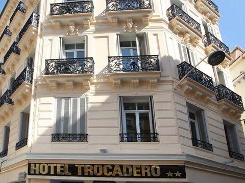 Pakkereiser til Trocadero