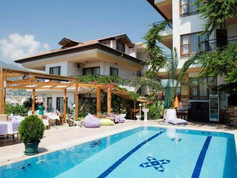 Pakkereiser til Villa Sonata Hotel