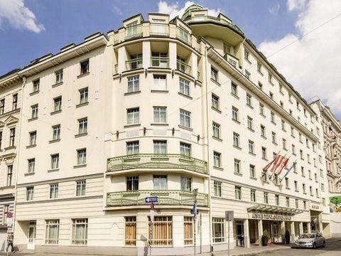 Pakkereiser til Austria Trend Hotel Ananas