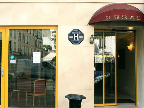 121 Paris Hotel (x Majestic)