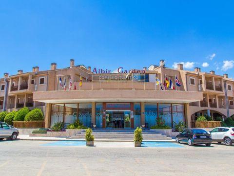 Albir Garden Resort and Aqua Park