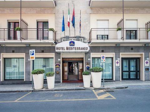 Pakkereiser til Best Western Hotel Mediterraneo