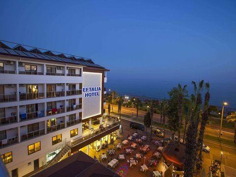 Pakkereiser til Eftalia Aytur Hotel
