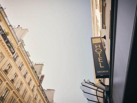 Pakkereiser til Hotel George by Astotel