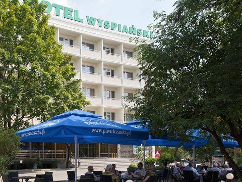 Pakkereiser til Hotel PTTK Wyspianski