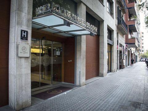 Pakkereiser til BCN Urban del Comte Hotel