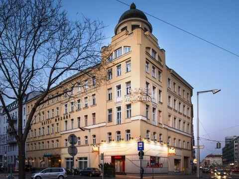 Pakkereiser til Mozart Hotel