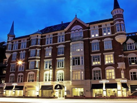 Pakkereiser til Avenue Hotel Copenhagen