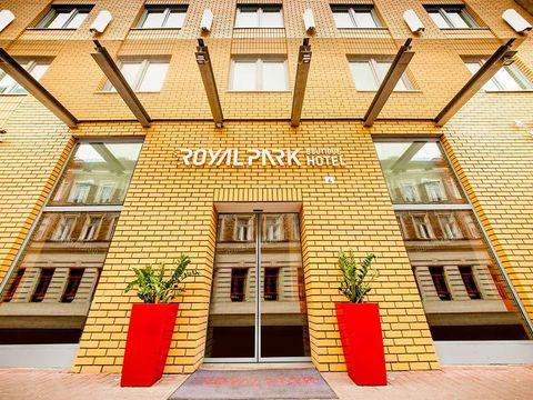 Pakkereiser til Royal Park Boutique Hotel