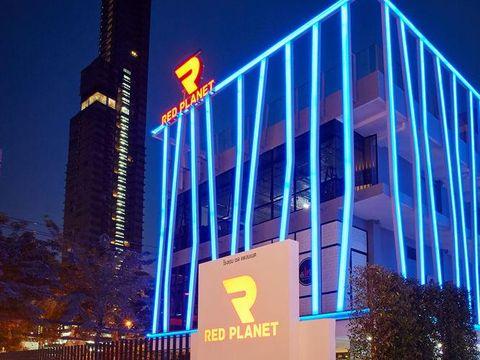 Pakkereiser til Red Planet Surawong Bangkok