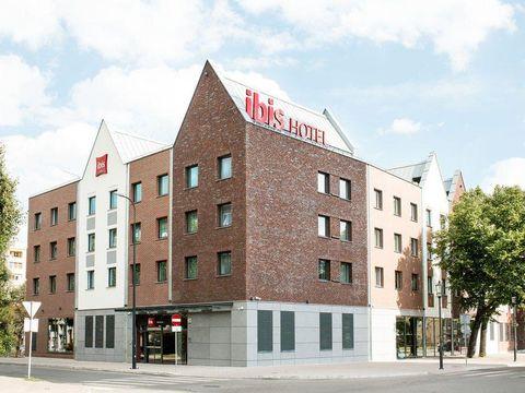Pakkereiser til Hotel ibis Gdansk Stare Miasto