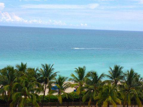 Pakkereiser til Holiday Inn Miami Beach-Oceanfront
