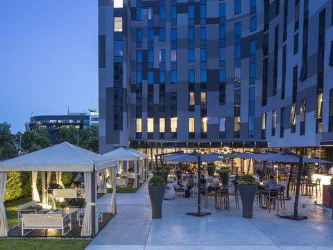 Hotel Falkensteiner Belgrade