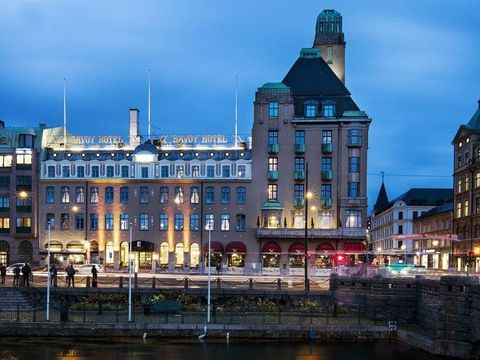 Pakkereiser til Elite Hotel Savoy, Malmo
