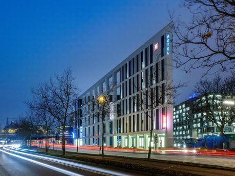 Hotel ibis Hamburg City