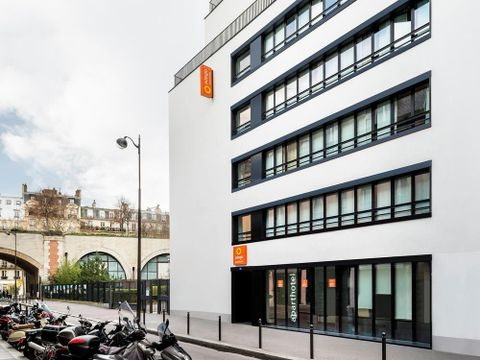 Pakkereiser til Aparthotel Adagio Access Paris Bastille