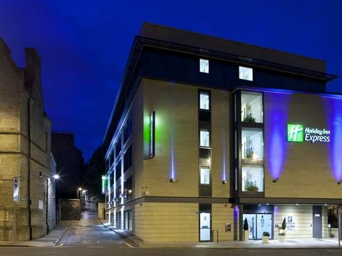 Pakkereiser til Holiday Inn Express Edinburgh Royal Mile